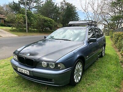 BMW,2002,530i,E39,Touring,Wagon,Rare,Classic,Suit Collector,Not,Mercedes benz,VW