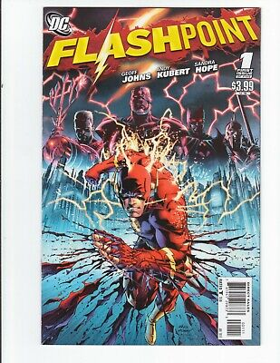 Flashpoint 1 (NM) DC 2011 1st Print Geoff Johns - Andy Kubert - Combine Shipping