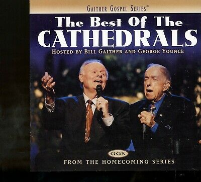 The Best Of Cathedrals / Bill Gaither & George Younce - MINT