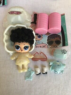 LOL Surprise Doll Hair Goals Miss Jive  #hairgoals New Authentic Open Complete