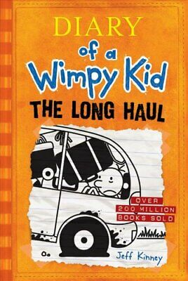 The Long Haul by Jeff Kinney 9781419741951 | Brand New | Free UK Shipping