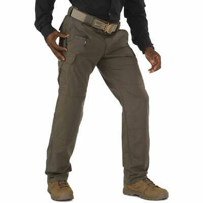 5.11 Tactical 74369 Stryke Cargo Pants w/Flex-Tac Rip Stop Fabric, Tundra Brown