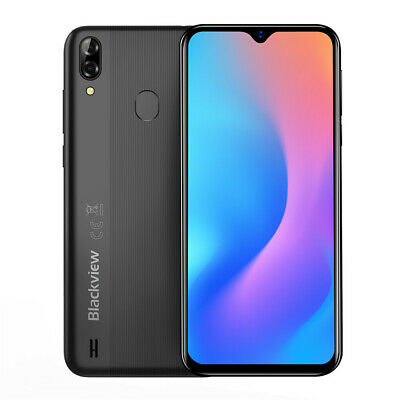 BLACKVIEW A60 PRO 3GB 16GB Quad-core Android 8.1 4080mAh Mobile phone 6.1 inch