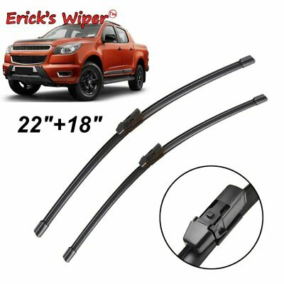 Set of 2 ABLEWIPE Fit For Chevrolet Chevy Colorado 2017-2016 Beam Wiper Blades