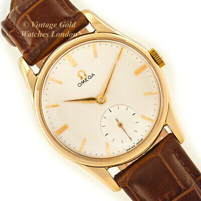 OMEGA CAL. 267, Sub Dial, 9Ct, 1959 Particularly