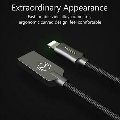 Fast Charging Iphone Cable Lightning Charger auto disconnect  Usb Unbreakable
