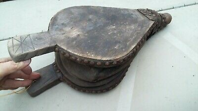 antique fire bellows