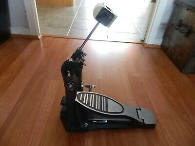 Tiger DHW70-CM Single Bass Drum Pedal with Footboard & Beater Angle Adjustment