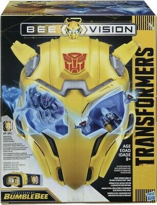 NEW Transformers Bumblebee Bee Vision Mask from Mr Toys