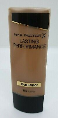 Max Factor Lasting Performance Foundation 35ml - 115 Toffee - New