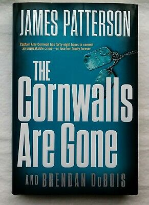 """HC- James Patterson: """" The Cornwalls are Gone"""""""