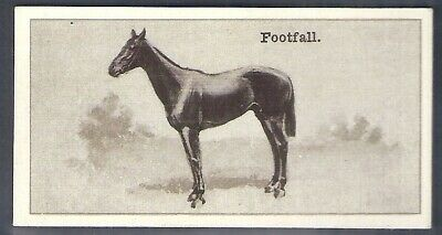 Wills Nz Issue-New Zealand Race Horses-#14- Football