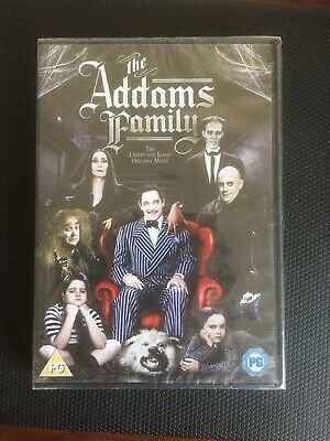The Addams Family  DVD Brand New & Sealed - Horror