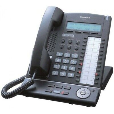 Panasonic KX-T7633,10 Phones 1 Cordless, KK-TVA 50 Voice Processing & KK-TDA Key