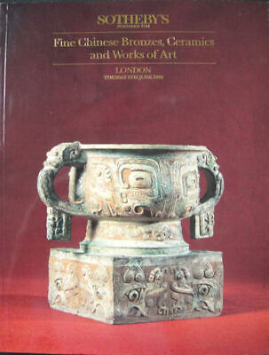 SOTHEBY'S / Fine Chinese Bronzes Ceramics and Works of Art 1993