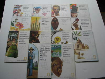 National Geographic Magazine Map Collection 43 maps in all