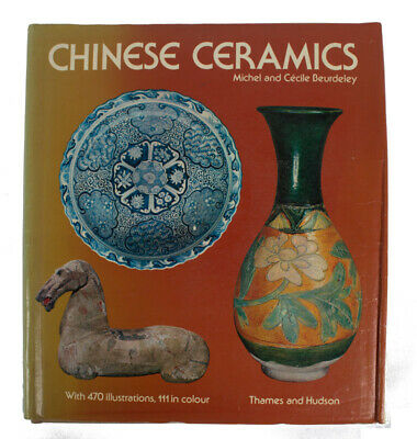 MICHEL AND CECILE BEURDELEY / Chinese Ceramics 1974