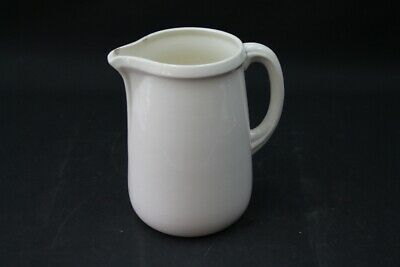 Old Pitcher Water Jug Stoneware Factory Colditz Ag Old Vintage