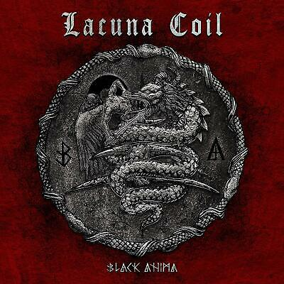 Lacuna Coil - Black Anima CD #128286
