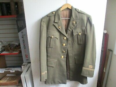 Original WWII US Army Officer's Tunic