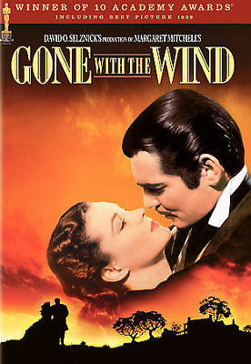 Gone With the Wind (DVD, 2006, 2-Disc Set) New & Sealed!