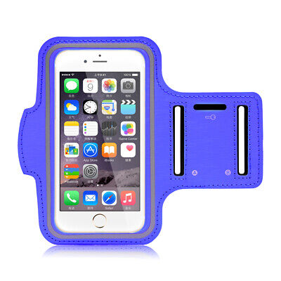 """4.7"""" Running  Arms Band Case Arm Bag Gym Fitness Cycling for iPhone Holder Pouch"""