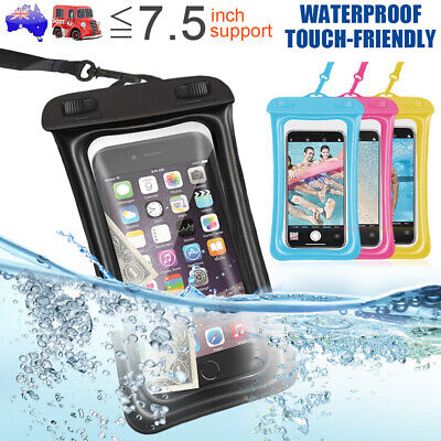 Floating Waterproof Underwater Phone Seal Case Dry Bag Pouch for Mobile Phone