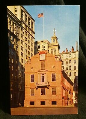 Old State House, Boston, MA