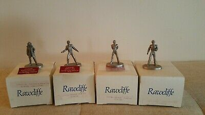 Star Trek TNG - Rawcliffe pewter 7 figure set