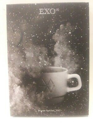 EXO-[Universe] 2017 Winter Special Album CD+Booklet+PhotoCard [US SHIPPING]