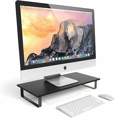 Satechi Classic Monitor Stand - Compatible with 27-inch iMac, Desktops, Laptops