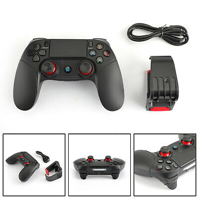Wireless Bluetooth Remote Controller Gamepad For Phone IOS Android With Bracket