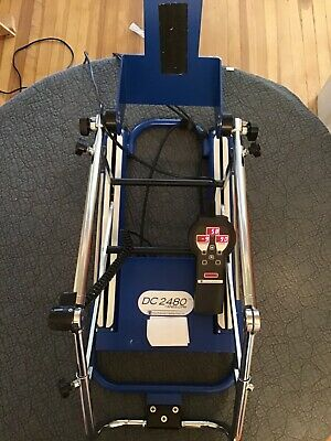 Furniss DC 2480 - Knee CPM - For PT, Rehab - Excellent Condition