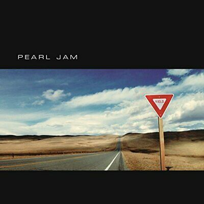 `Pearl Jam - Yield [LP] (150 Gram, remastered)` VINYL LP NEW