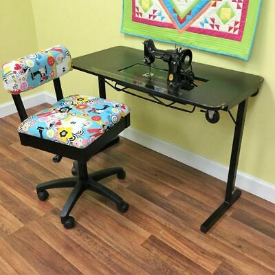 Sewing Table for Singer Featherweight 221 Sewing and Quilting Machine