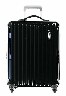 """Bric's Bric's Riccione 21-Inch 4-Wheel Carry on Spinner Suitcase in Black 21"""""""