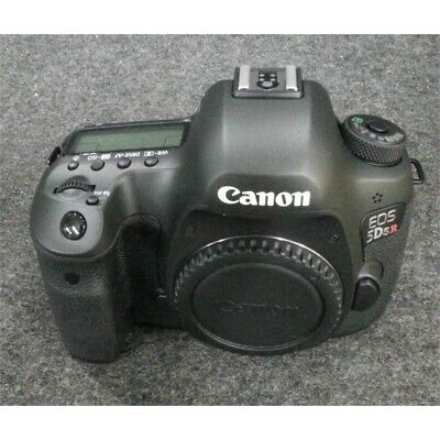 """Canon EOS 5DS R DSLR Camera Body Only 50.6MP 3.2"""" LCD Black *"""