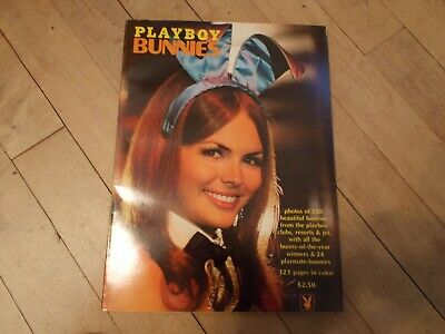 VTG PLAYBOY Bunnies 1972 Special Edition Magazine