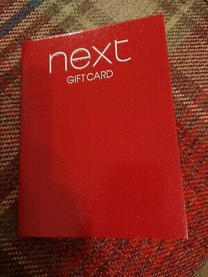 Next Gift Card Voucher £200 One day auction