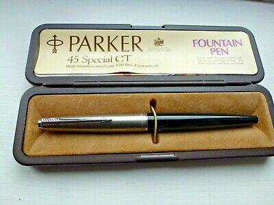 Parker 45 Special Ct New Old Stock