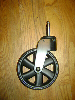 "Britax B Agile Single Stroller 6"" FRONT WHEEL Replacement Part Quick Release"