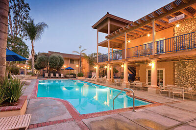 2 Bdrm  * 2 Nights * 10/18 * Dolphins Cove * Anaheim Ca * October 18*