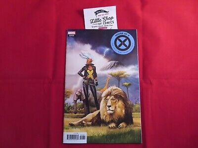 House of X #2 Huddleston Variant NM Hickman Storm