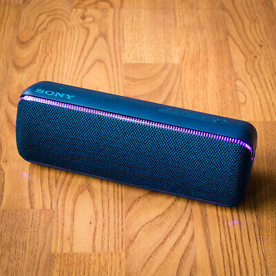 Sony SRS-XB32 Extra Bass Portable Bluetooth Speaker - Blue