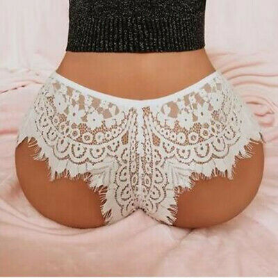 Hot G-string Lingerie Thongs Knickers Women Sexy Lace Underwear Briefs Panties -