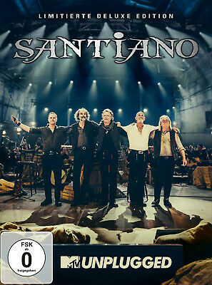 Santiano - MTV Unplugged (Limited Deluxe Edition) - (CD + DVD Video)