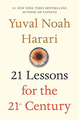 Harari Yuval Noah-21 Lessons For The 21St Century HBOOK NEW