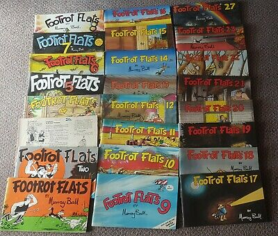 Murray Ball footrot flats 1 to 27