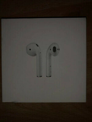 Official Apple Airpods with Charging Case (1st Generation) - MMEF2ZA/A
