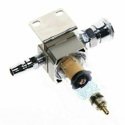 AF2000-02 150PSI Air Compressor In Line Moisture Water Filter Trap Tool Parts